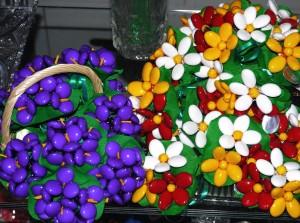 Blumensträusserl